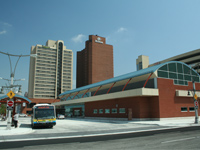 Windsor International Transit Terminal